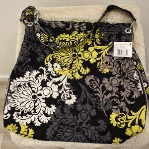 Vera Bradley holiday tote in baroque NWT